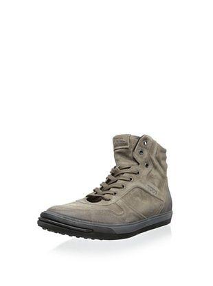 30% OFF Tods Men's High-Top Sneaker (Beige)