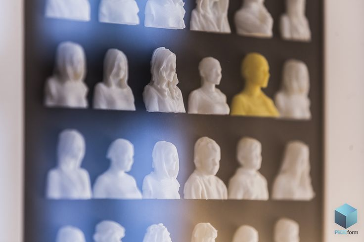 3D printed art-work. #3Dprint #RepRap #PLA #Photo