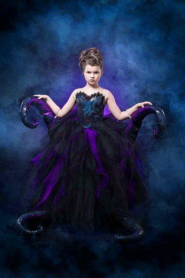 http://no.lady-vishenka.com/halloween-costume-girls-6-8-years/  14. Halloween kostymer for barn - jenter (6-8 år) 53 IDEER