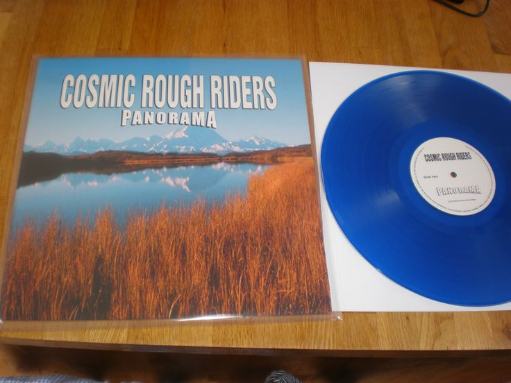SUGARBUSH RECORDS Rare Vinyl Mail Order: Cosmic Rough Riders & Nick Piunti Lps out and sell...