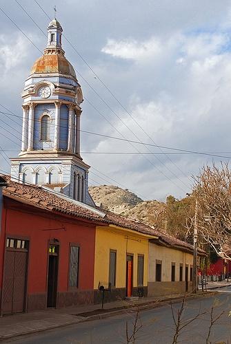 El Almendral in San Felipe, Chile