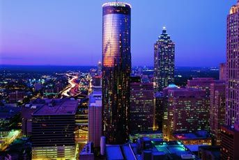 Atlanta...gotta see my grandparents, sweating it out in Hotlanta!
