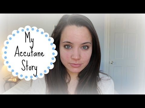 My Accutane Story: Before and After Isotretinoin - YouTube