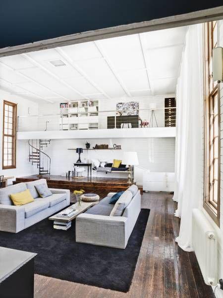 19 best Mezzanine salon images on Pinterest