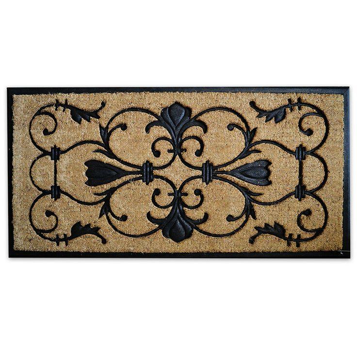 Monach Rubber & Coir Doormat