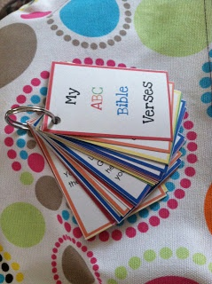 Bible Verse Memorization Cards for kids...Thank you homeschoolcreations.net! | One Motley Crew: 31 Pins: Day 14