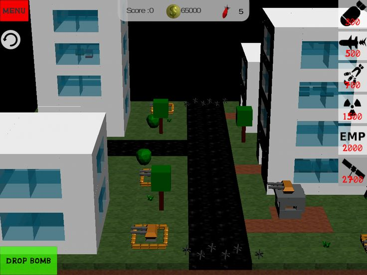 Blocky bomb apocalypse #minecraft #small #town #city #destruction #blocky #android #game #unity3d