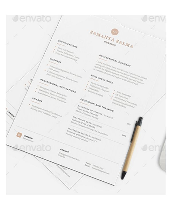 Best 25+ Nursing resume template ideas on Pinterest Rn resume - nursing resume template free