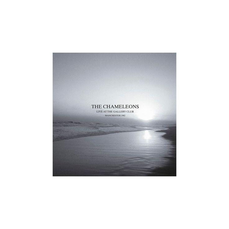 Chameleons - Live at the gallery club (Vinyl)
