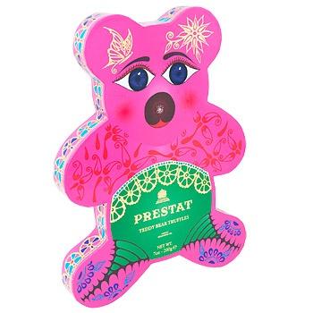 Teddy Bear Truffles - v cute box/lovely patterns