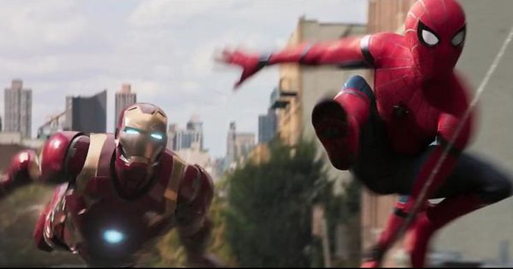 Spider-Man: Homecoming gets its first full trailer.