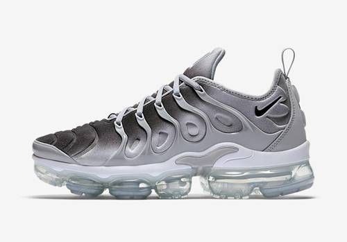 Nike Air VaporMax Plus Cool Grey 924453-007 - ανδρικά sneakers - ανδρικά παπούτσια - sneakers - αθλητικά παπούτσια