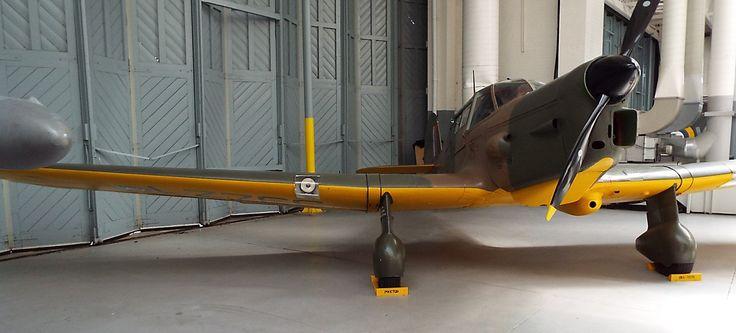 Percival Procter III 1944 Imperial War Museum Duxford