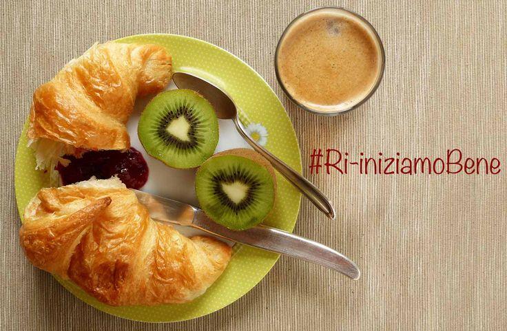 Vi sono mancati i #buongiorno di Mastro Mimì? #RiniziamoBene questo #lunedì, con una #colazione #dolcissima, da leccarsi i baffi!