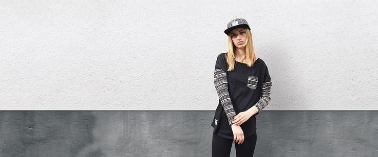"IRIEDAILY - Onlineshop - Streetwear styled in Berlin // ""Do It Today"" - IRIEDAILY Pre Spring 2015 Collection - OUT NOW! // WOMEN: http://www.iriedaily.de/women-id/women-pre-spring-2015/ #iriedaily"