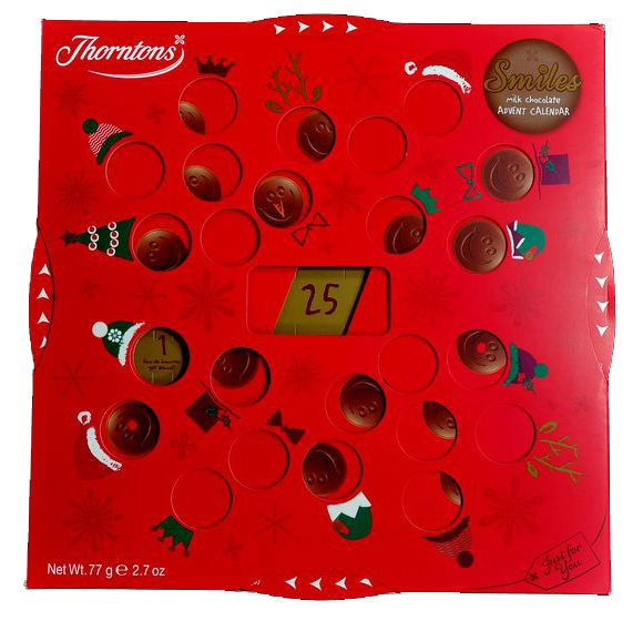 There's a name for cheap nasty chocolate in this house – advent-chocolate. Ugh. Soapy, sickly and not chocolate-ey at ALL. So if you're going to have a chocolate advent calendar (and let's face it, why not?), please do your children a favour make it a good one! If you've not got  a pocket advent to fill your own, …