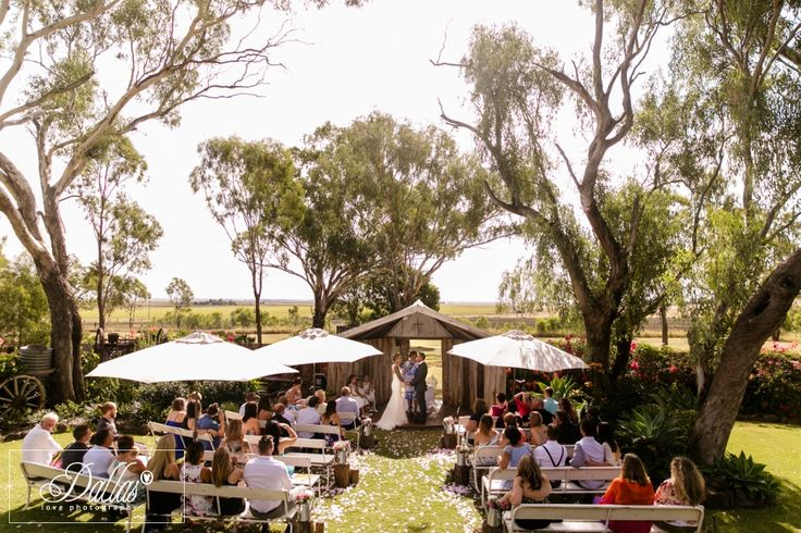 Rustic wedding with bride and groom seeing each other for the first time http://dallaslovephotography.com/?p=13657