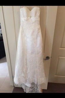 Still White - wedding dress resale