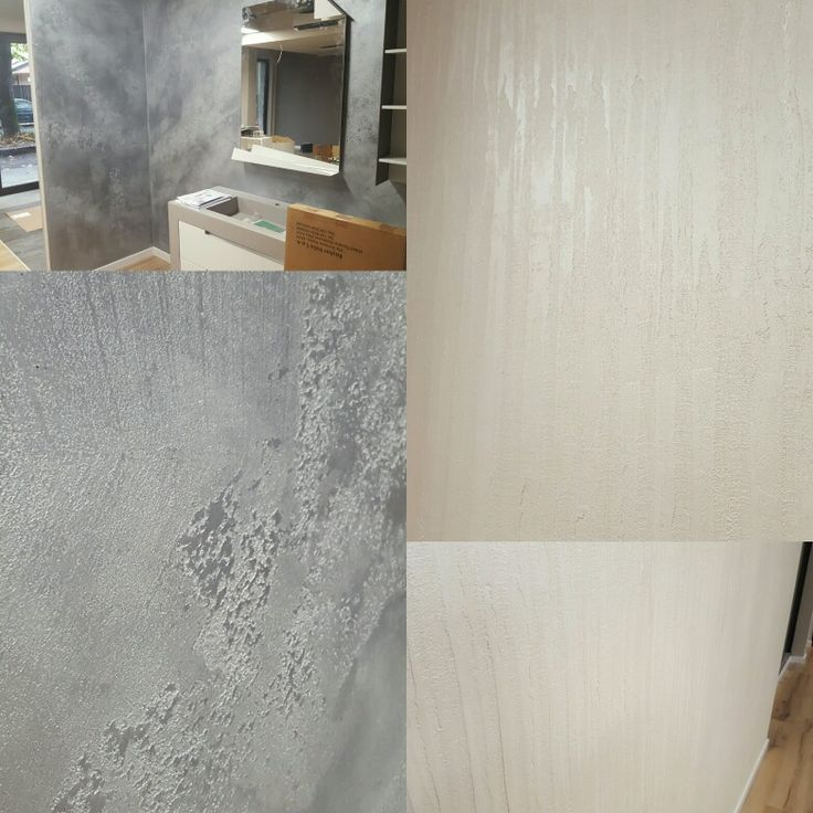 Volete una parete con effetti materici senza demolire o togliere le piastrelle? Contattateci!