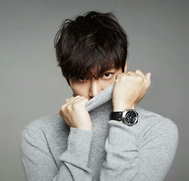 Lee Min Ho Romanson Watch