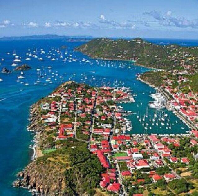 St Barts. Gustavia.