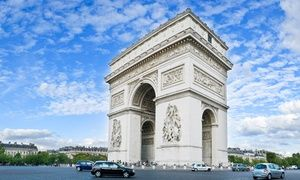 Groupon - ✈ 8-Day Paris and Rome or 11-day Paris, Amsterdam, and Rome Vacation with Hotel and Air from go-today in Paris, Amsterdam, and Rome. Groupon deal price: $899