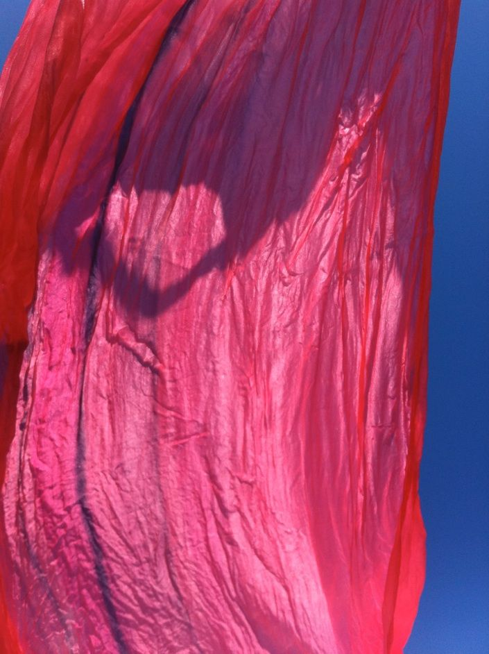 summer edition of silk scarves
