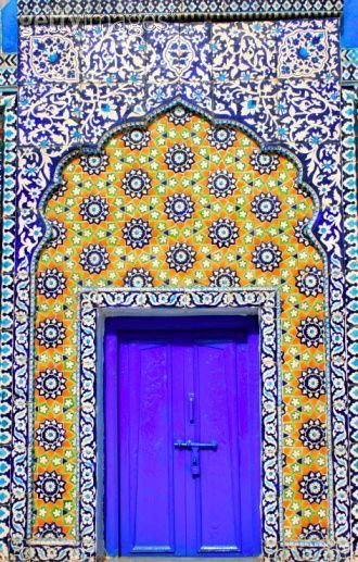 moorish doors - Google Search