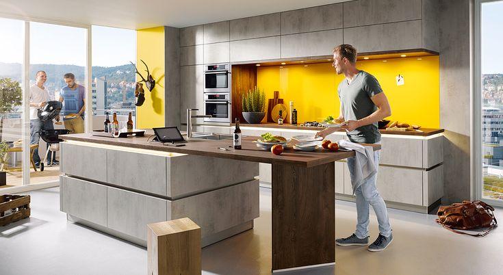 79 best Studio 35 Kitchens images on Pinterest Cuisine design - schüller küchen arbeitsplatten