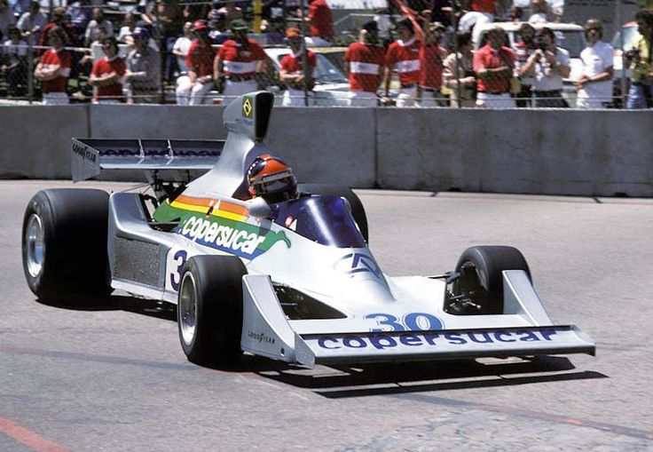 1976 GP USA Long Beach (Emerson Fittipaldi) Copersucar FD04 - Ford