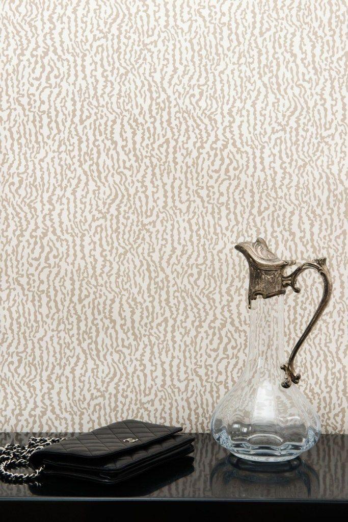Arpège coloris poudre de schiste / papier peint / luxe / wallpaper / interior design / tendance