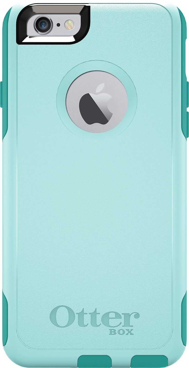 OtterBox Commuter Series iPhone 6 Case, Frustration Free Packaging, Aqua Blue/Light Teal:Amazon:Cell Phones & Accessories