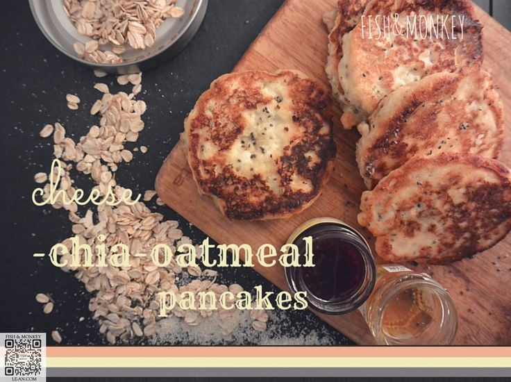 breakfast #superfood have a look at the #chia #oatmeal #pancakes http://goo.gl/vSNaTy