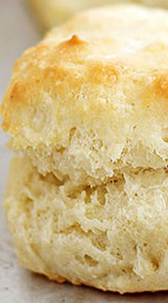 Flaky, Fluffy Southern Buttermilk Biscuits