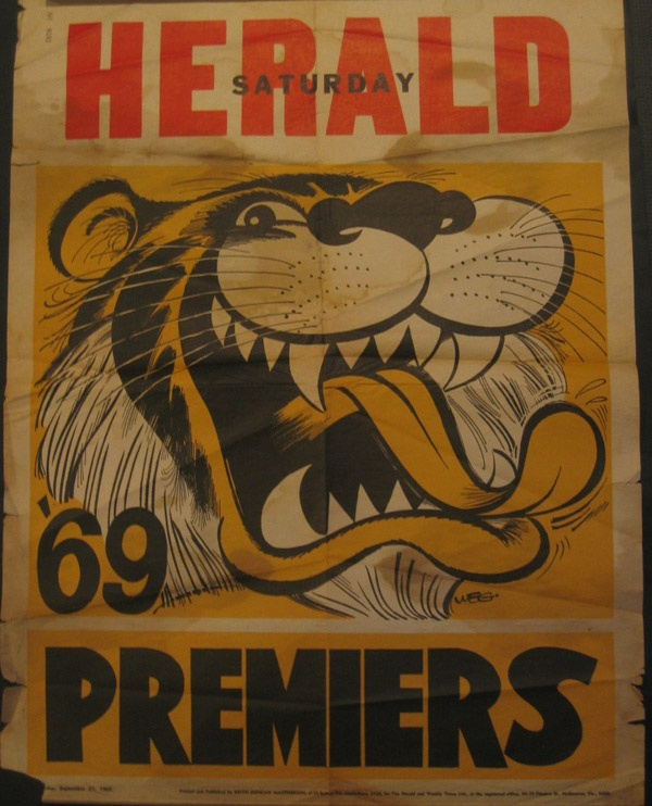 1969 Premiers