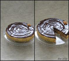 Duru Mutfak - Pratik Resimli Yemek Tarifleri: Kuru Fasulyeli Kek - Yalancı Kestaneli Pasta