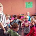 Русская школа Гармония продолжает занятия