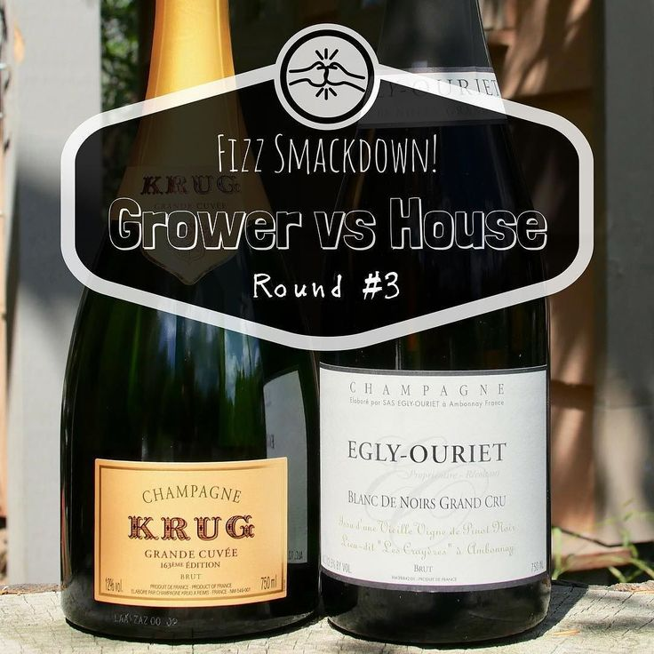 The last of our Fizz Smackdowns for the year is Epic Egly vs Krug  Get it at for $530 http://ift.tt/2np3GLF  In the Champagne World Krug and Egly-Ouriet rate as two of the biggest names. At this level we move beyond simply quality measurement to stylistic preference beauty is in the eye of the beholder! These are both very good wines. I'd love to hear your thoughts! Egly-Ouriet Grand Cru Banc de Noirs Vielles Vigne  Somehow Francis Egly finds a way to tame incredible intensity of aroma…