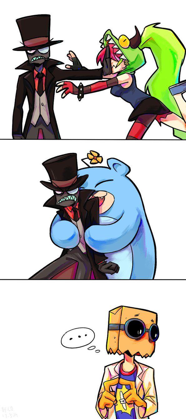 hugs by xilingjun