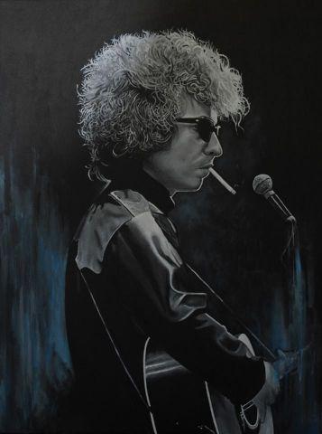 1- Bob Dylan Art Works
