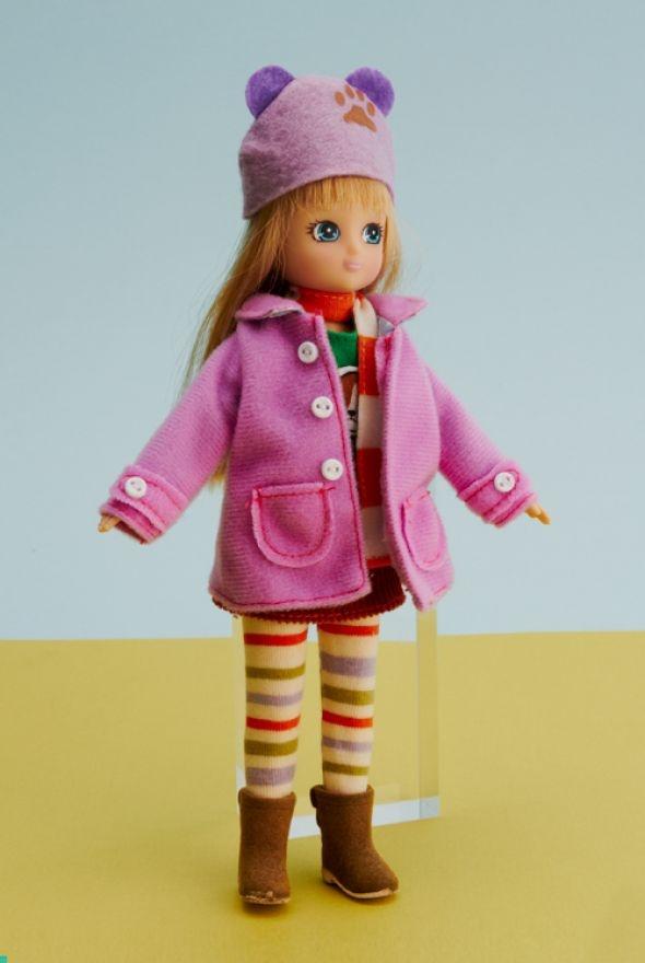 Autumn Leaves Lottie Doll #Lottie dolls- ordered today from Indigo!