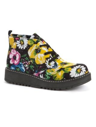 Rocket Dog Beehive Floral Ankle Boots  Now£31.00Was£44.99