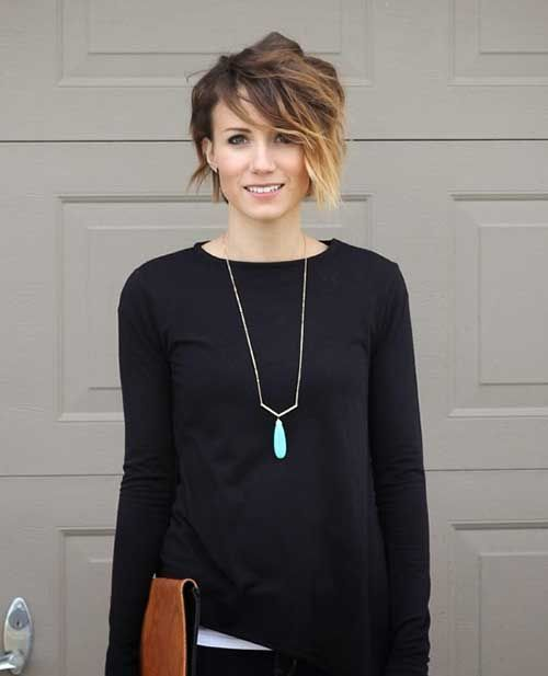 Pixie Haircuts on Pinterest 42 Pretty Pixie Haircut Ideas for Short Hair