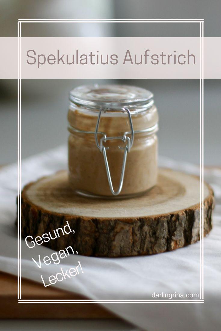Vegane spekulatius creme rezept