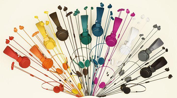 Urban Music thanks to Urbaners headphones #urbanears #iloveideas