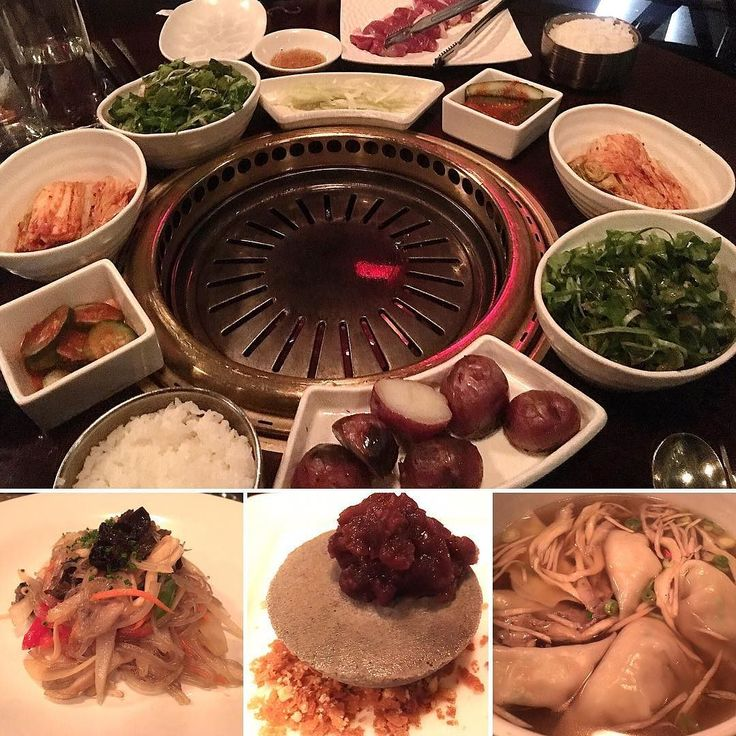 Gaonnuri  One of our favorites from the Winter NYC Restaurant Week 2017 was this K-town upmarket and stylish Korean eatery offering traditional BBQ  and some stellar panoramic view from the 39th floor!   #ruchyum #ruchyumrest #koreatown #gaonnuri #nycrestaurantweek #nyc #nyceats #nycrestaurants #foodporn #foodie #foodpics #foodstagram #foodphotography #koreanbbq #restaurant #recommended #nomnomnom #eeeeeats #nycigers