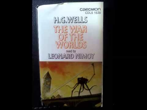 The Great Leonard Nimoy Reads H.G. Wells' Seminal Sci-Fi Novel The War of the Worlds | Open Culture