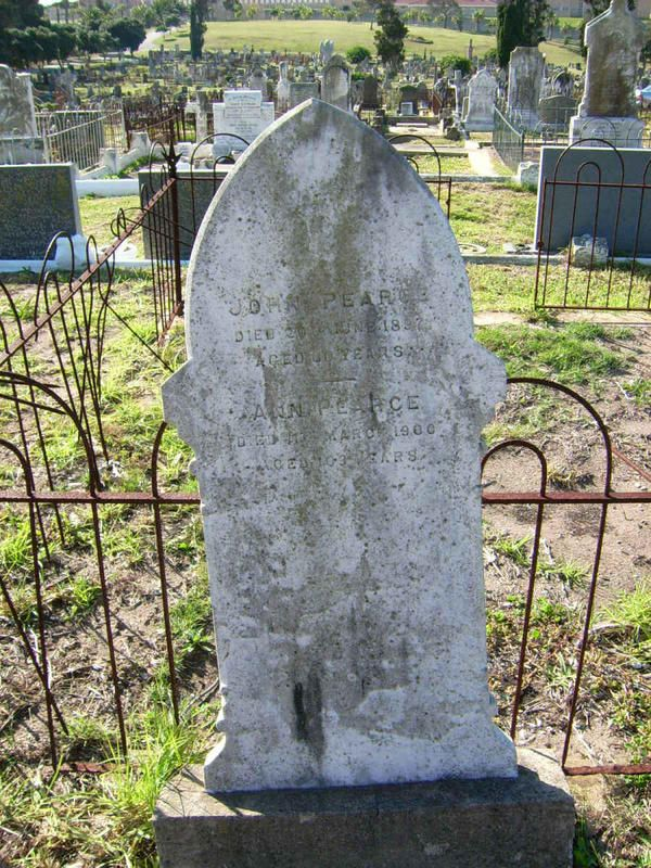 south end cemetery port elizabeth south africa
