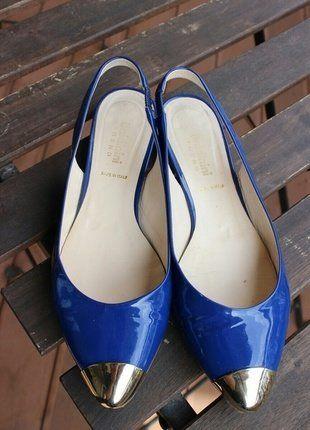 Kupuj mé předměty na #vinted http://www.vinted.cz/damske-boty/lodicky/16086647-baldinini-nadherne-celokozene-lodicky-bez-podpatku-vel-39