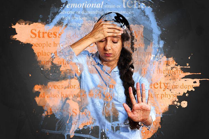The Positive Side of Stress #positive #stress #meditation #health